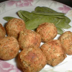 Falafel is listed (or ranked) 9 on the list The Best Pescatarian Foods