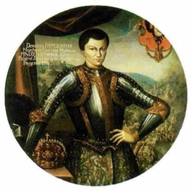 False Dmitriy I is listed (or ranked) 4 on the list List of Famous Usurpers