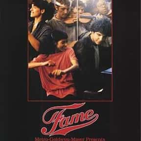Fame is listed (or ranked) 8 on the list The Best Black Musical Movies