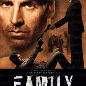 Family is listed (or ranked) 18 on the list The Best Movies With Family in the Title