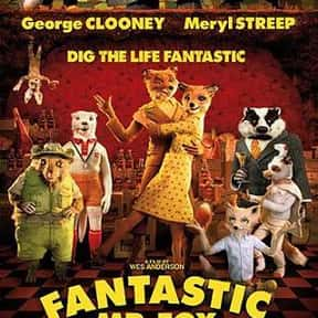 Fantastic Mr. Fox is listed (or ranked) 13 on the list The Funniest Movies About Animals