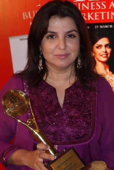 Farah Khan is listed (or ranked) 2 on the list Famous Choreographers from India