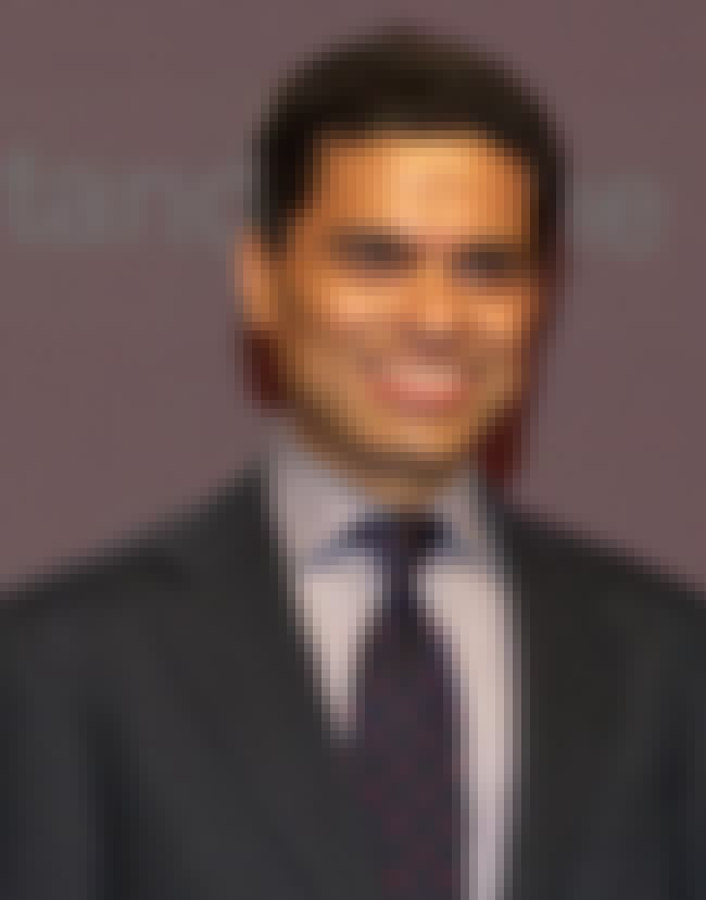 Fareed Zakaria is listed (or ranked) 1 on the list Famous Journalists from India
