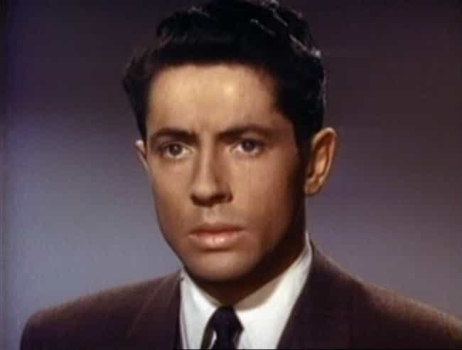 Farley Granger is listed (or ranked) 7 on the list Men Who Ava Gardner Has Dated