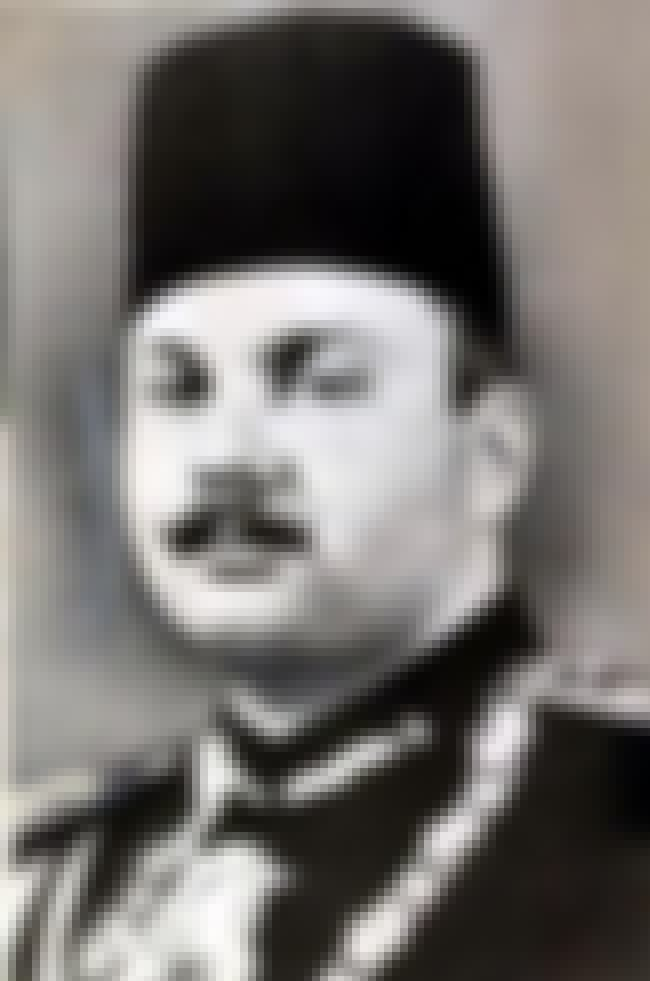 Farouk of Egypt is listed (or ranked) 4 on the list Famous People Buried in Cairo