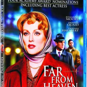 Far from Heaven is listed (or ranked) 16 on the list The Best Movies With Heaven in the Title
