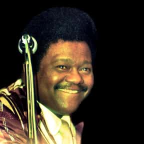 Fats Domino is listed (or ranked) 2 on the list List of Famous Bands from New Orleans