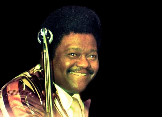 Fats Domino is listed (or ranked) 1 on the list The Best New Orleans Rhythm And Blues Bands/Artists