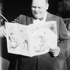 Roscoe Arbuckle is listed (or ranked) 14 on the list Famous People From Kansas