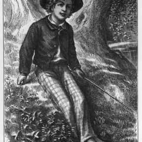 Tom Sawyer is listed (or ranked) 13 on the list Fictional Characters Named Tommy