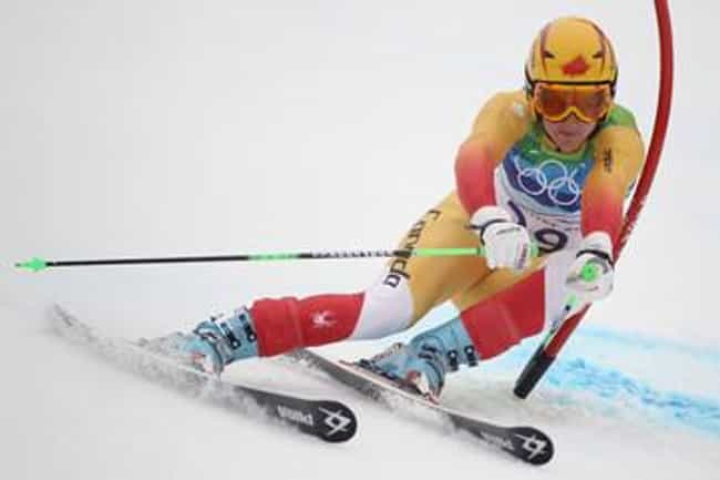 Britt Janyk is listed (or ranked) 4 on the list Famous Alpine Skiers from Canada