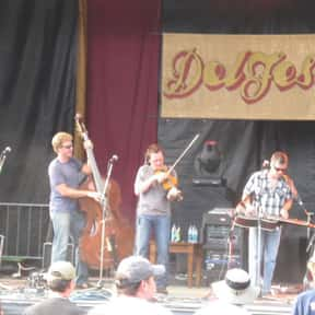 Infamous Stringdusters is listed (or ranked) 2 on the list The Best Progressive Bluegrass Bands/Artists