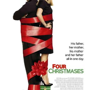 Four Christmases is listed (or ranked) 25 on the list The Funniest Movies About Marriage