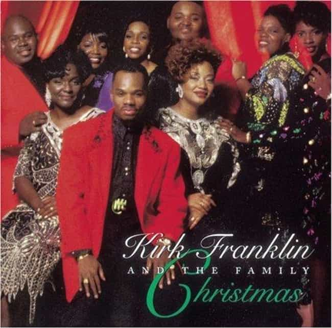 kirk franklin the family christmas - Best Christmas Albums Of All Time