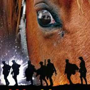War Horse is listed (or ranked) 25 on the list The Best Plays Based on Books