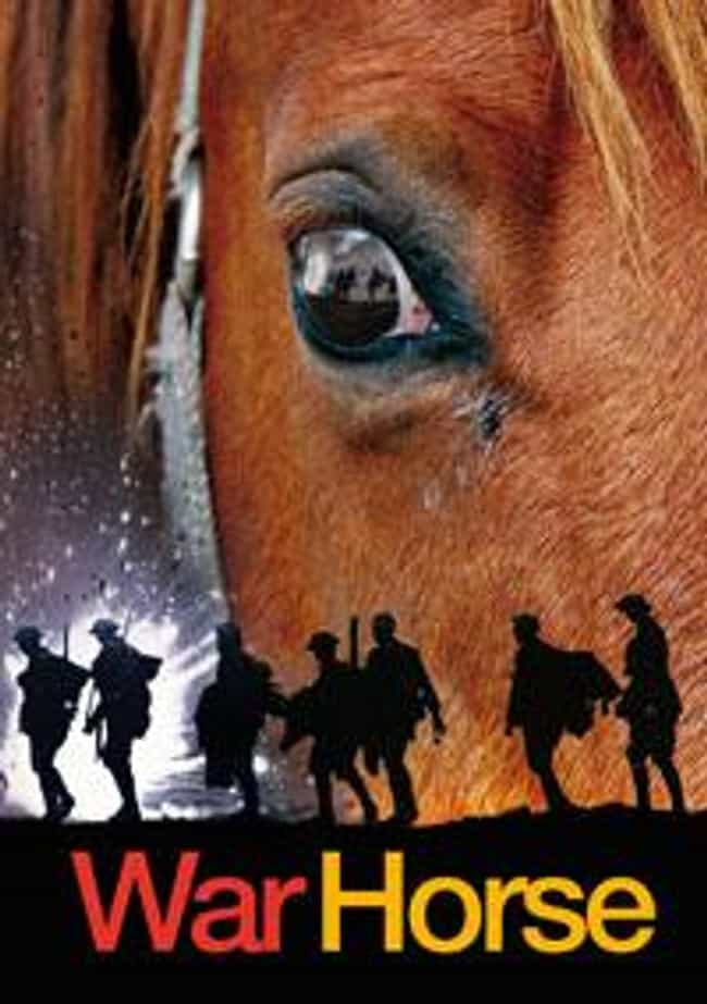 War Horse is listed (or ranked) 3 on the list The Best Plays Based on Books