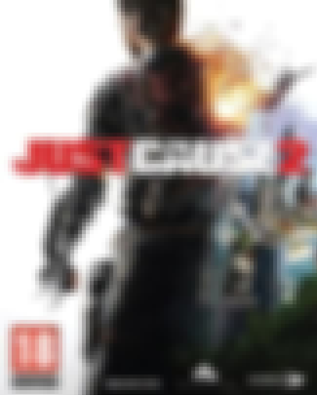 Just Cause 2 is listed (or ranked) 2 on the list The Top 5 Sandbox Games