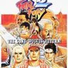 Fatal Fury 2 is listed (or ranked) 22 on the list The Best Neo Geo Fighting Games