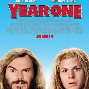 Year One is listed (or ranked) 10 on the list The Best Caveman Movies