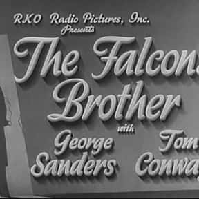 The Falcon's Brother is listed (or ranked) 22 on the list The Best Spy Movies of the 1940s