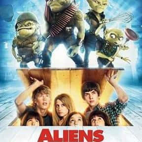 Aliens in the Attic is listed (or ranked) 6 on the list The Best Thomas Haden Church Movies