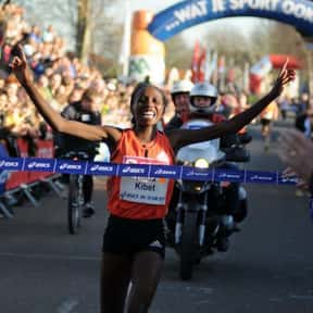 Hilda Kibet is listed (or ranked) 4 on the list Famous Female Athletes from Netherlands