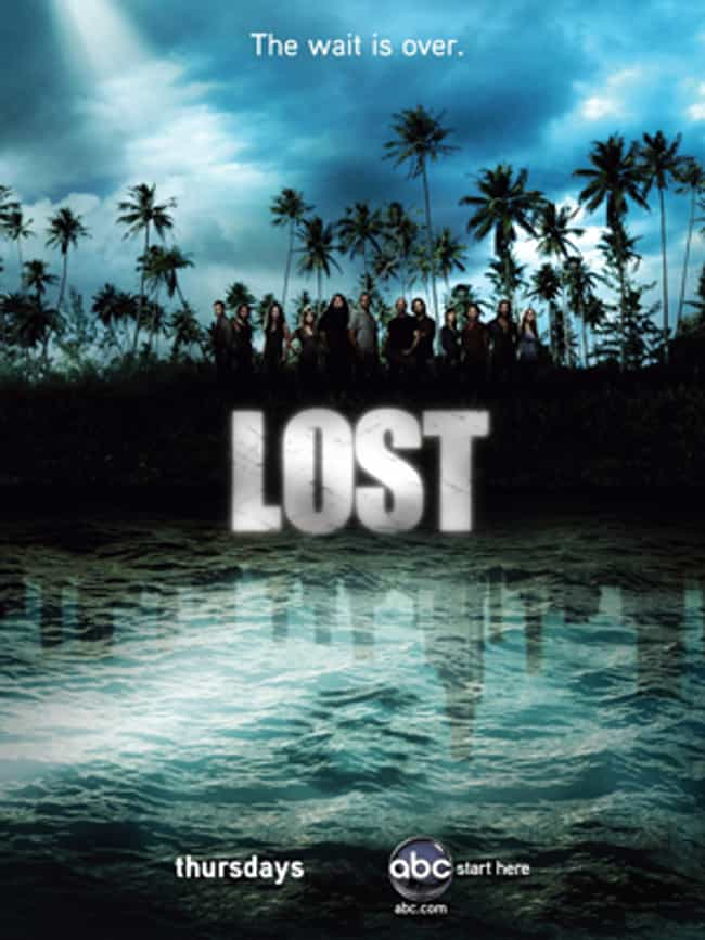 Lost - Season 4 is listed (or ranked) 4 on the list The Best Seasons of Lost