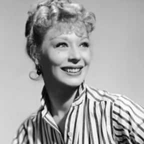 Gwen Verdon is listed (or ranked) 14 on the list Theater Actors From The United States