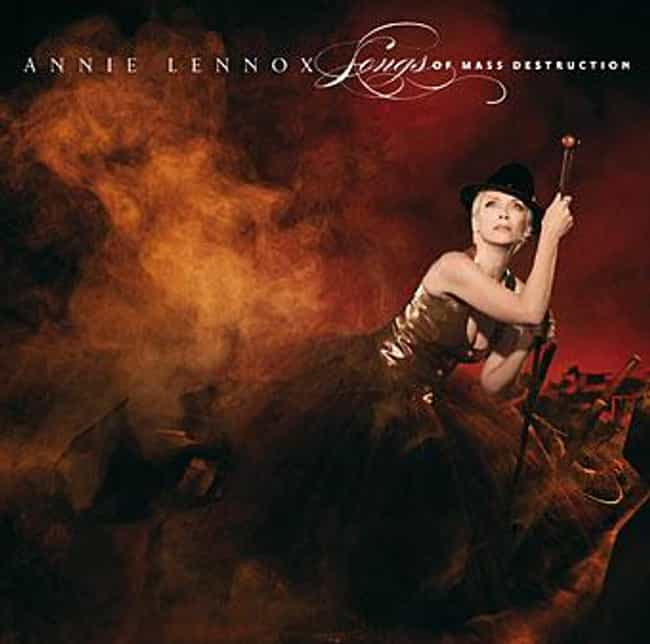 Songs of Mass Destruction is listed (or ranked) 4 on the list The Best Annie Lennox Albums of All Time
