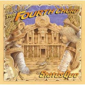 In Search of the Fourth Chord is listed (or ranked) 23 on the list The Best Status Quo Albums of All Time