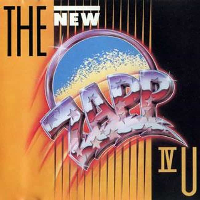 The New Zapp IV U is listed (or ranked) 3 on the list The Best Zapp Albums of All Time