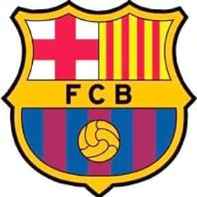FC Barcelona is listed (or ranked) 2 on the list The Best Current Soccer (Football) Teams