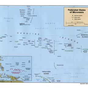 Federated States of Micronesia is listed (or ranked) 20 on the list Countries Ruled by a Republic