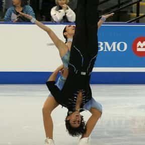 Federica Faiella is listed (or ranked) 15 on the list List of Famous Ice Dancers