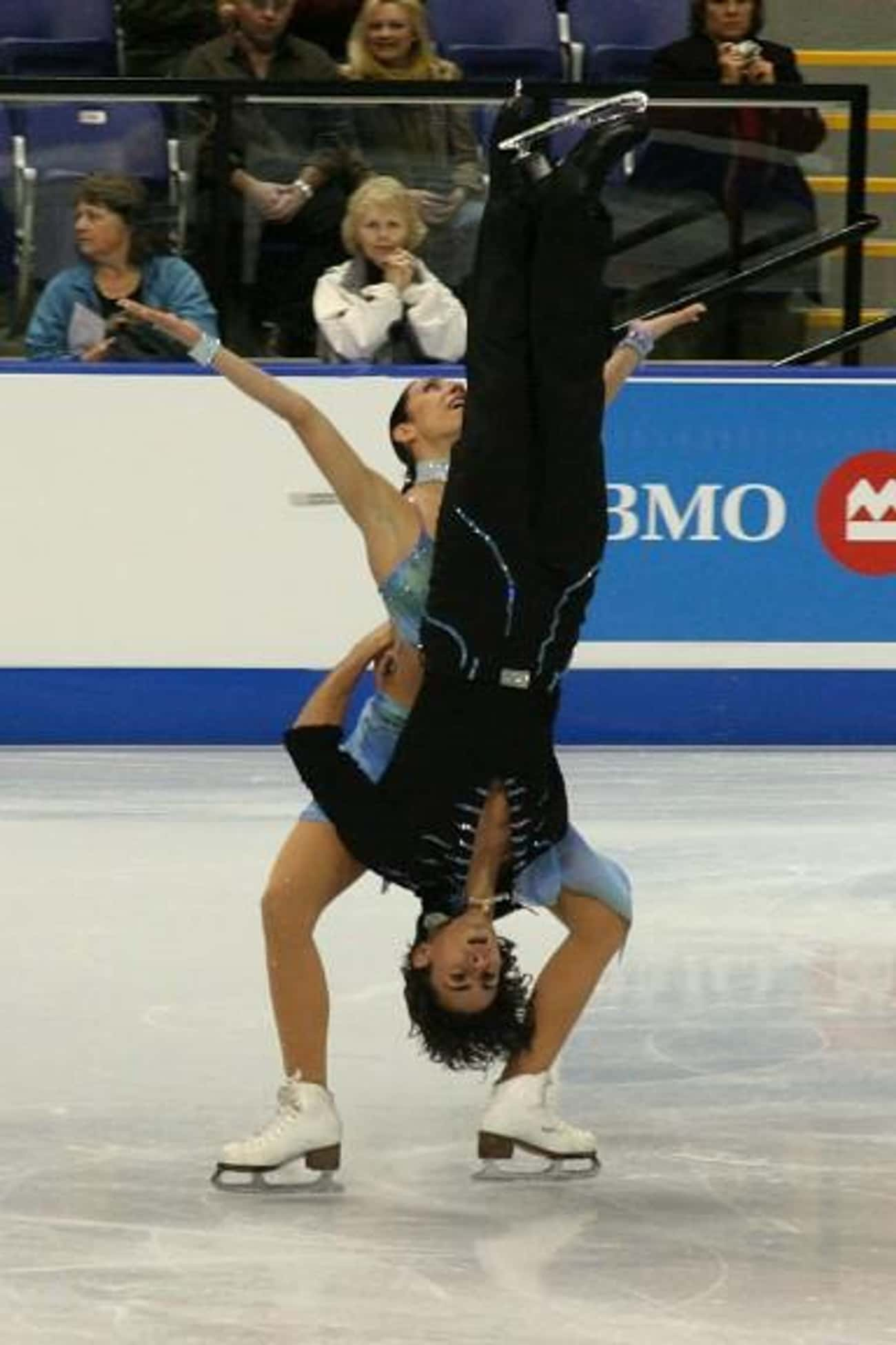 Federica Faiella is listed (or ranked) 3 on the list Famous Figure Skaters from Italy