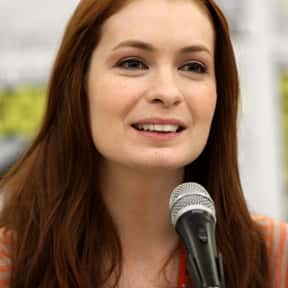Felicia Day is listed (or ranked) 8 on the list Eureka Cast List