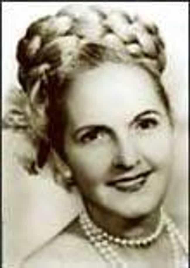 Felisa Rincón de Gautier is listed (or ranked) 4 on the list Famous Female Pharmacists