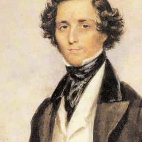Felix Mendelssohn-Bartholdy is listed (or ranked) 7 on the list List of Famous Violists