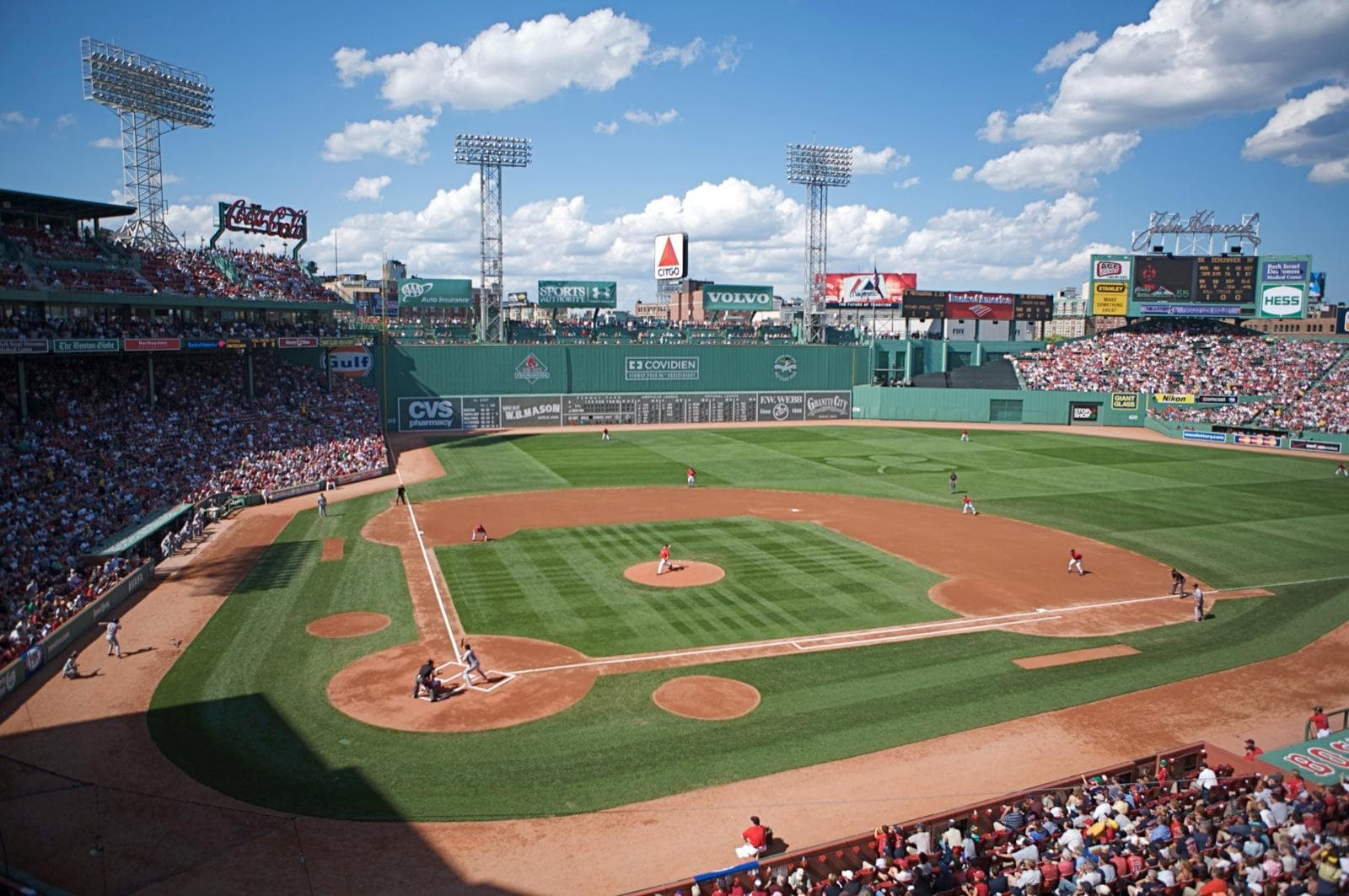 Image of Random Best MLB Ballparks