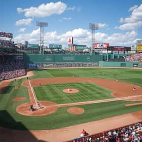 Fenway Park is listed (or ranked) 2 on the list The Best MLB Ballparks