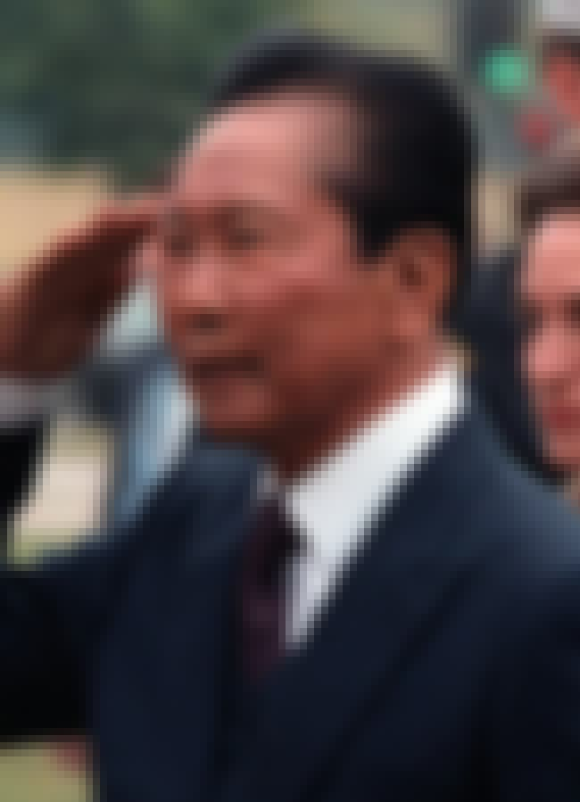 Ferdinand Marcos is listed (or ranked) 2 on the list The Top 10 Corrupt World Leaders