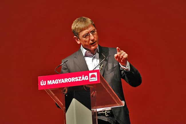 Ferenc Gyurcsány is listed (or ranked) 3 on the list Famous Entrepreneurs from Hungary