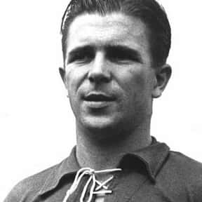 Ferenc Puskás is listed (or ranked) 25 on the list List of Famous Football Players