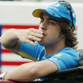 Fernando Alonso is listed (or ranked) 4 on the list Famous People From Spain
