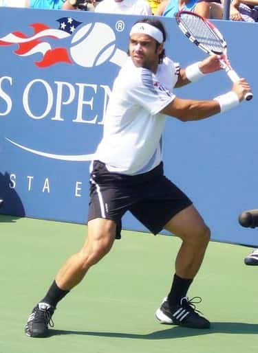 Fernando González is listed (or ranked) 2 on the list The Best Tennis Players from Chile