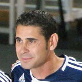 Fernando Hierro is listed (or ranked) 20 on the list The Best Soccer Players from Spain