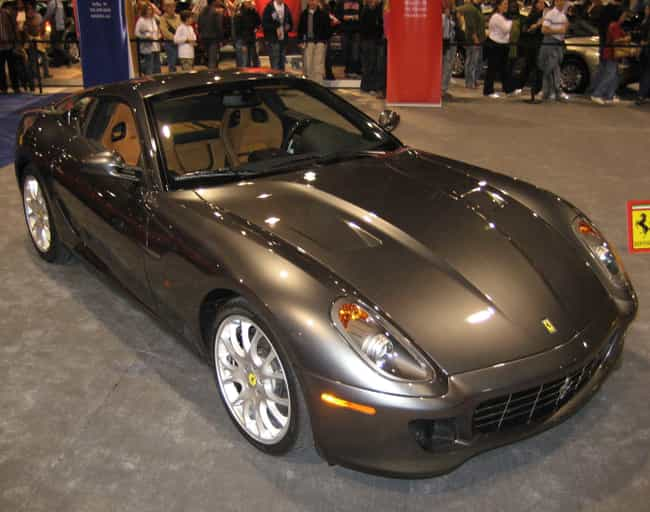 Ferrari 599 Gtb Fiorano Is Listed Or Ranked 4 On The List Full