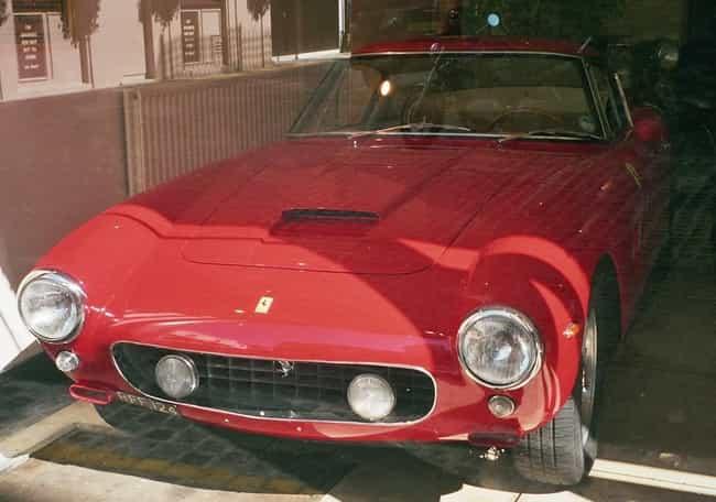 All Ferrari Models List Of Ferrari Cars Vehicles Ranker >> Full List Of Ferrari Models