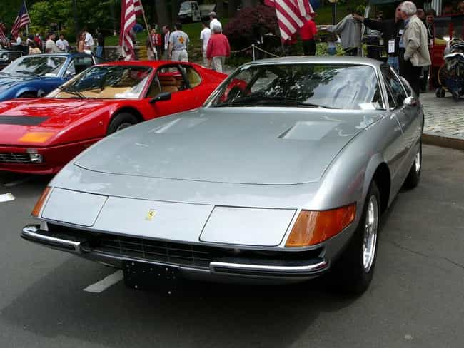 Ferrari Daytona Is Listed Or Ranked 1 On The List Full Of