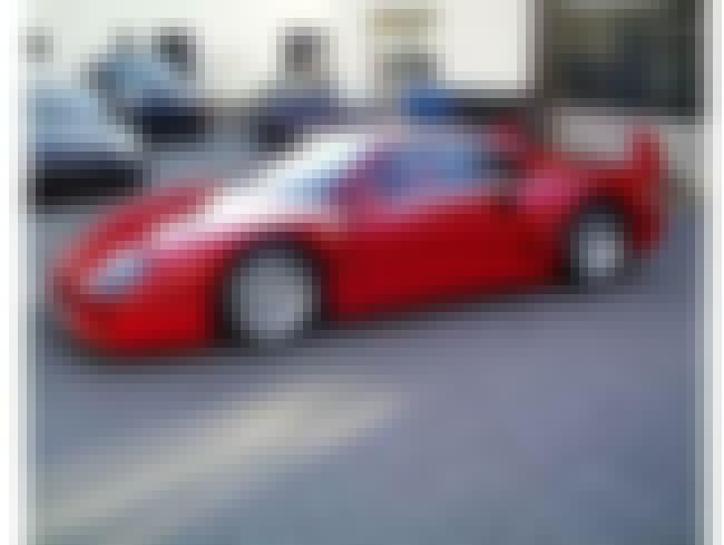 Ferrari F40 is listed (or ranked) 7 on the list Full List of Ferrari Models